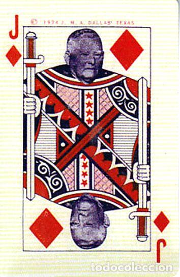 Barajas de cartas: BARAJA ROOSEVELT FDR NEW DEAL DECK OF 1934, USA, NUEVA, PRECINTADA - Foto 6 - 83369030