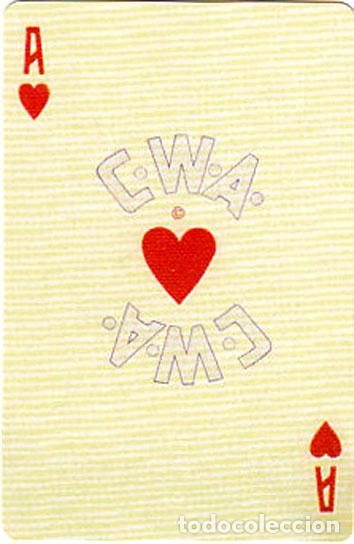 Barajas de cartas: BARAJA ROOSEVELT FDR NEW DEAL DECK OF 1934, USA, NUEVA, PRECINTADA - Foto 7 - 83369030