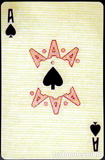 Barajas de cartas: BARAJA ROOSEVELT FDR NEW DEAL DECK OF 1934, USA, NUEVA, PRECINTADA - Foto 8 - 83369030
