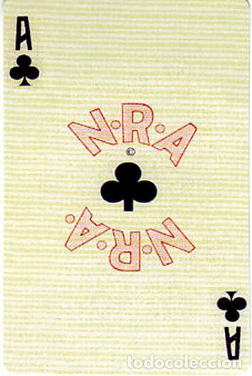 Barajas de cartas: BARAJA ROOSEVELT FDR NEW DEAL DECK OF 1934, USA, NUEVA, PRECINTADA - Foto 10 - 83369030
