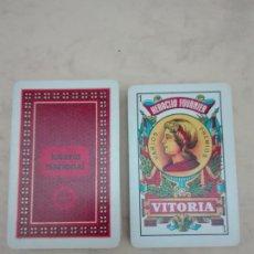 Jeux de cartes: LOTERIA NACIONAL - BARAJA HERACLIO FOURNIER. Lote 83954456