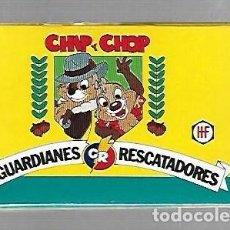 Barajas de cartas: BARAJA DE CARTAS. FOURNIER. CHIP Y CHOP. GUARDIANES RESCATADORES. PRECINTADA. Lote 84190268