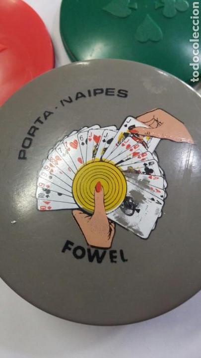 PORTANAIPES - FOWEL - CAR141 (Juguetes y Juegos - Cartas y Naipes - Otras Barajas)