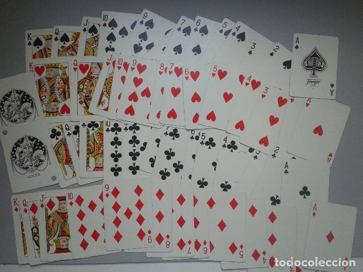 Barajas de cartas: Baraja de Poker clásica. Naipes Heraclio Fournier Vitoria. - Foto 3 - 84480924