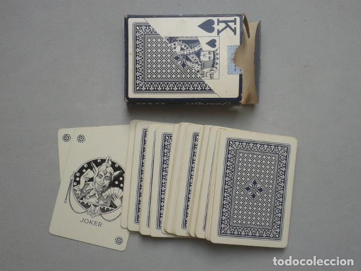 Barajas de cartas: Baraja de Poker clásica. Naipes Heraclio Fournier Vitoria. - Foto 4 - 84480924
