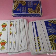 Barajas de cartas: BARAJA/CARTAS/NAIPES-HERACLIO FORNIER-PUBLICIDAD:BANCO CENTRAL HISPANO-VER FOTOS. Lote 84882300