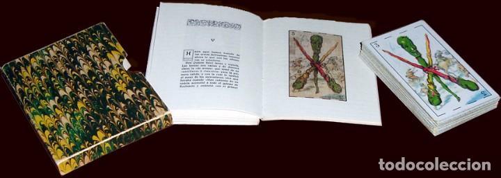 Barajas de cartas: BARAJA - LAS ARMAS DE DON QUIJOTE - EVARISTO JUNCOSA HIJO - COMPLETA + SU ORIGEN: LIBRO 1908 - Foto 2 - 84906780