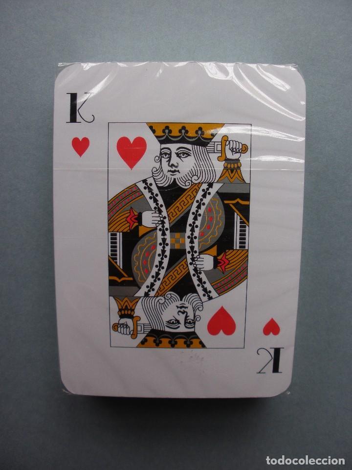 Barajas de cartas: RARÍSIMA BARAJA POKER PUBLICIDAD BOKKS LONDON, NUEVA, PRECINTADA - Foto 2 - 105560826