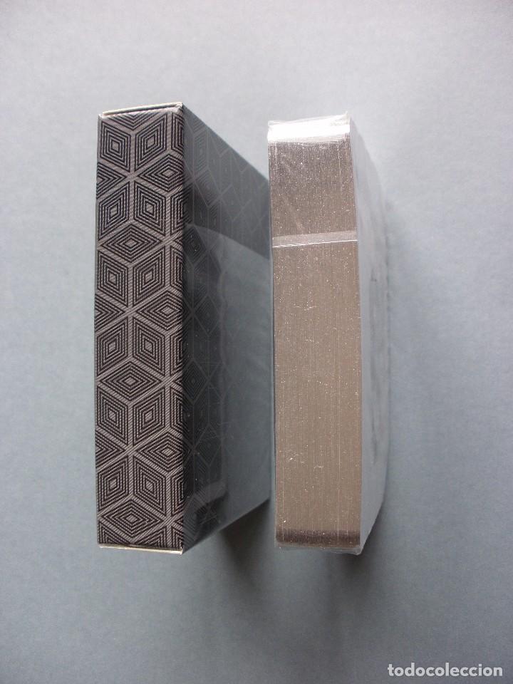 Barajas de cartas: RARÍSIMA BARAJA POKER PUBLICIDAD BOKKS LONDON, NUEVA, PRECINTADA - Foto 5 - 105560826