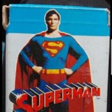 Barajas de cartas: CARTAS SUPERMAN ANTIGUAS. Lote 85277148