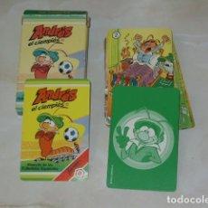 Barajas de cartas: BARAJA INFANTIL ANDRES EL CIEMPIES.. Lote 85447504