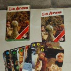 Barajas de cartas: BARAJA INFANTIL LOS AURONES.. Lote 85449692