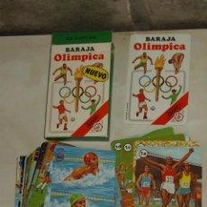 Barajas de cartas: BARAJA INFANTIL OLIMPICA.. Lote 152457810