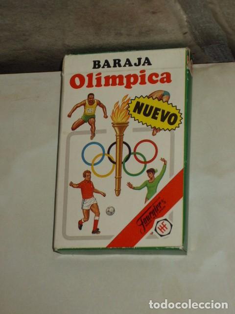 Barajas de cartas: BARAJA INFANTIL OLIMPICA. - Foto 3 - 152457810