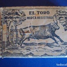 Baralhos de cartas: (PA-170515)NAIPES SUELTOS BARAJA EL TORO - JUAN ROURA - AÑO 1940. Lote 86404220