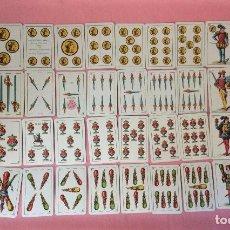 Barajas de cartas: BARAJA SIMEON DURA. VALENCIA.NUMERO 25 G.CLASE ESPECIAL. TIMBRE 1.25 PTS. 48 CARTAS. COMPLETA.. Lote 86499652