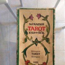 Barajas de cartas: TAROT ESPAÑOL REPRODUCCIÓN DE UNO DE 1736. Lote 143090409