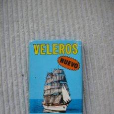 Jeux de cartes: BARAJA DE CARTAS VELEROS. 1989. HERACLIO FOURNIER. COMPLETA. . Lote 86633716