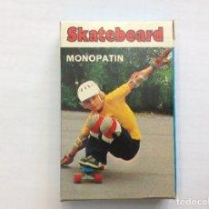 Barajas de cartas: BARAJA INFANTIL MONOPATÍN SKATEBOARD 1979. Lote 87409560