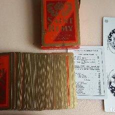 Barajas de cartas: BARAJA POKER SAINT REMY NO JUGADA . Lote 87531812