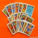 Barajas de cartas: MINI BARAJA DE TAROT 23 CARTAS - COMPLETA - DISEGNI TRADIZIONALI. Lote 87683364