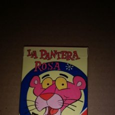 Barajas de cartas: BARAJA INFANTIL LA PANTERA ROSA FOURNIER 1983 NUEVA. Lote 171368903