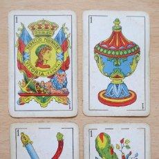 Barajas de cartas: BARAJA DE NAIPES HERACLIO FOURNIER, OPACA Nº 32. Lote 88781536