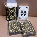 Barajas de cartas: OCASIÓN !! 3 BARAJAS PRECINTADAS - DORSO BWIN / SIN ESTRENAR.. Lote 89185208