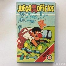 Barajas de cartas: BARAJA INFANTIL JUEGO DE LOS OFICIOS. Lote 89645292