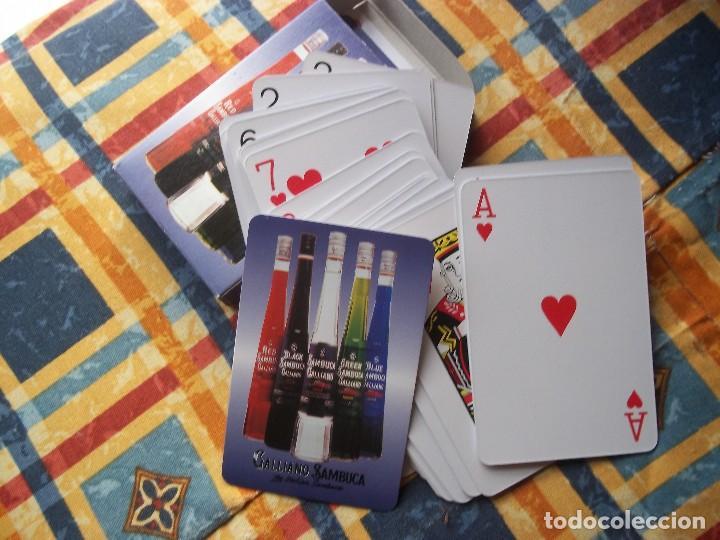BARAJAS GALLANO SAMBUCA (Juguetes y Juegos - Cartas y Naipes - Otras Barajas)