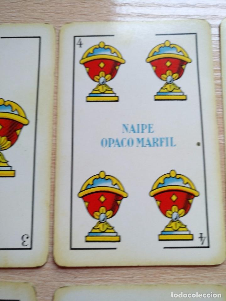 Barajas de cartas: BARAJA Heraclio Fournier.40 CARTAS, COMPLETA PUBLICIDAD IBERIA Lineas Aereas 1962 - Foto 3 - 89692296