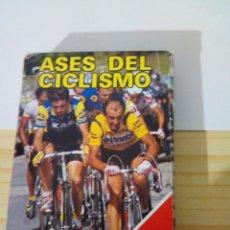 Barajas de cartas: BARAJA CARTAS ASES DEL CICLISMO. Lote 90363500