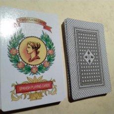 Jeux de cartes: SENCILLA BARAJA DE 48 CARTAS Y DOS COMODINES EN SU CAJA. Lote 90990960