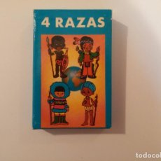Barajas de cartas: BARAJA INFANTIL 4 RAZAS. Lote 92876435