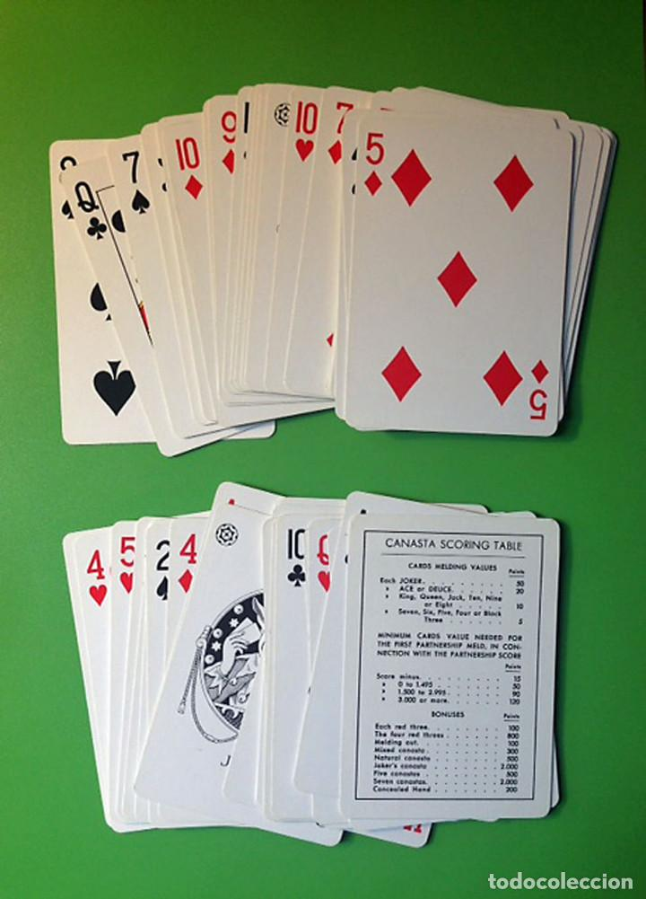 Barajas de cartas: JUEGO POKER - HERACLIO FOURNIER VITORIA - 54 CARTAS - Foto 2 - 91006150