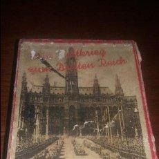 Barajas de cartas - BARAJA ALEMANIA NAZI. JUEGO DE CARTAS. DE LA GUERRA MUNDIAL AL TERCER REICH. 1939 - 91314320