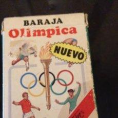 Barajas de cartas: BARAJA INFANTIL FOURNIER. BARAJA OLIMPICA. 33 CARTAS. 1988. CARTAS SIN USAR.. Lote 92155030