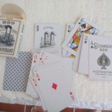 Barajas de cartas: BARAJA DE CARTAS 999 STEAMBOAT. PLAYING CARDS. . Lote 92923880