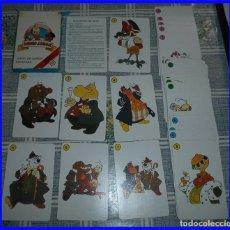 Jeux de cartes: ALFRED J. KWAK BARAJA CARTAS FOURNIER 1987 33 CARTAS EN SU CAJA CON INSTRUCCIONES LAS CARTAS SIN JUG. Lote 92950970