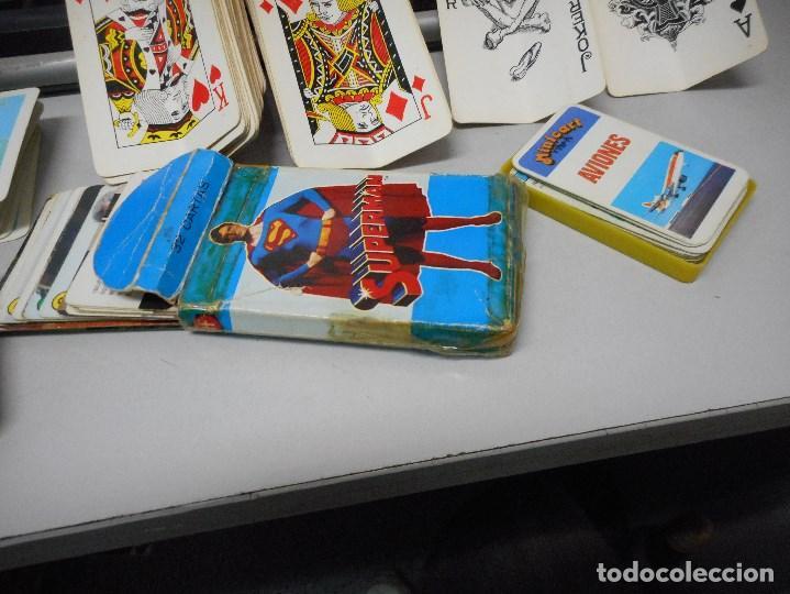 Barajas de cartas: lote coleccion barajas baraja varias - Foto 3 - 93131725