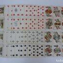 Barajas de cartas: BARAJA DE 52 CARTAS DE LA CASA PORTUGUESA J.J. NUNES, ALCANTARA LISBOA. Lote 93607320