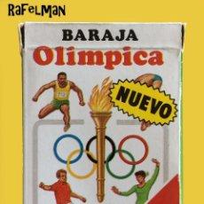 Barajas de cartas: BARAJA INFANTIL FOURNIER - BARAJA OLÍMPICA - 33 CARTAS - MIB. Lote 94710499