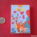 Barajas de cartas: BARAJA INFANTIL JUEGO DE PAREJAS NAIPES VARITEMAS 35 CARTAS CARDS BAMBI PRECINTADA MADE IN SPAIN VER. Lote 94711251