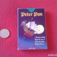 Barajas de cartas: BARAJA INFANTIL JUEGO DE PAREJAS NAIPES VARITEMAS 35 CARTAS CARDS PETER PAN PRECINTADA MADE SPAIN . Lote 94711683