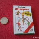 Barajas de cartas: ESCASA BARAJA DE CARTAS 33 NAIPES FOURNIER OLÍMPICA 1988 DIFICIL. OLIMPIADAS JUEGOS OLÍMPICOS VER FO. Lote 94712891