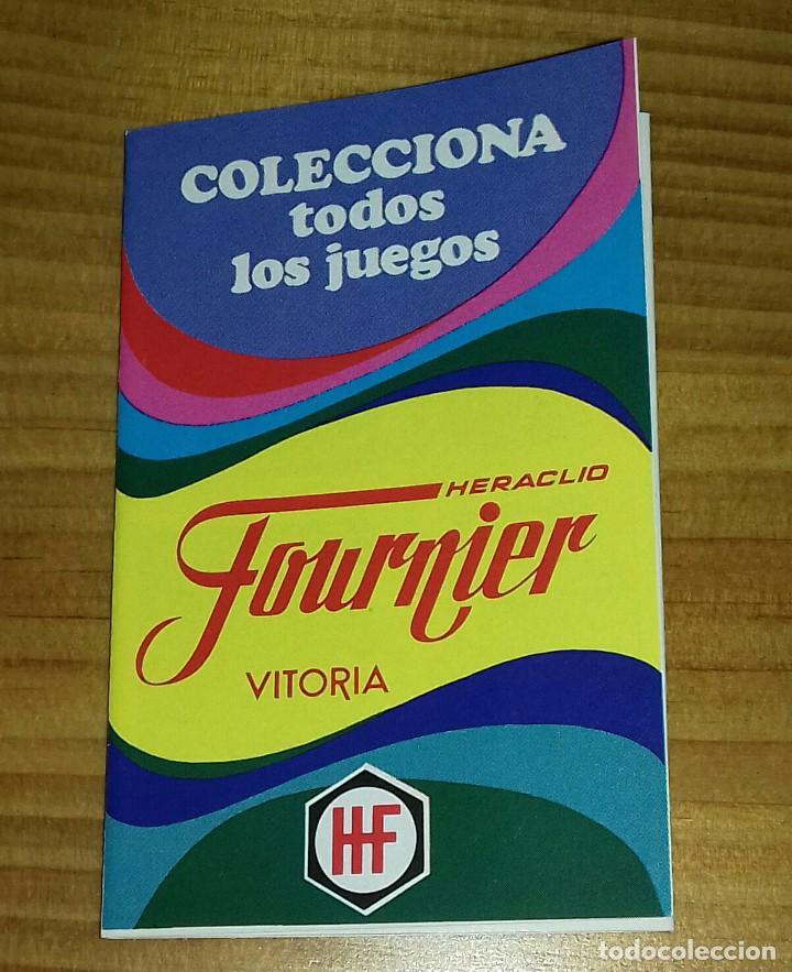 CATÁLOGO BARAJAS FOURNIER (Juguetes y Juegos - Cartas y Naipes - Barajas Infantiles)