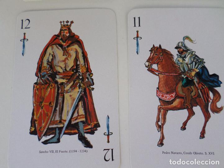 Barajas de cartas: BARAJA NAIPE NAVARRO - Foto 20 - 94942527
