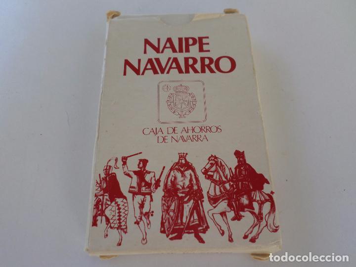 Barajas de cartas: BARAJA NAIPE NAVARRO - Foto 21 - 94942527