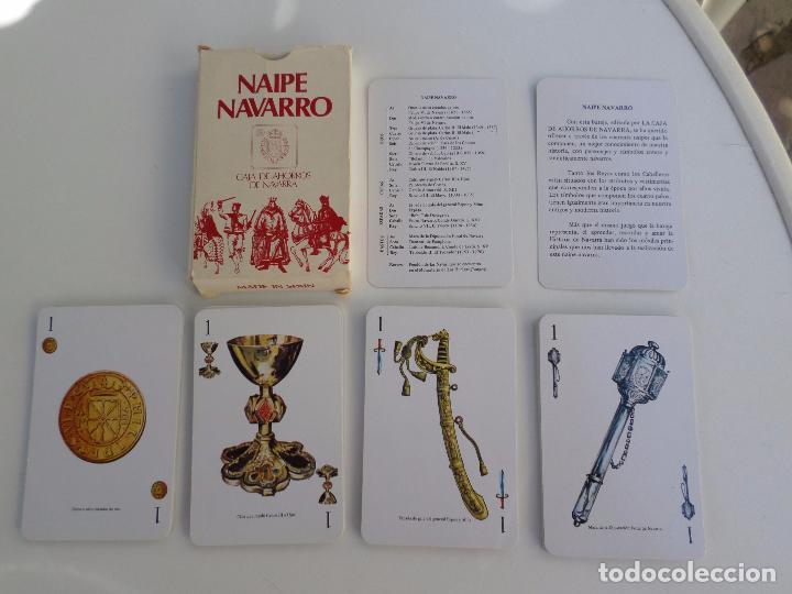Barajas de cartas: BARAJA NAIPE NAVARRO - Foto 31 - 94942527