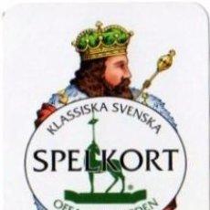 Barajas de cartas: BARAJA DE POKER SUECA PIATNIK SPELKORT. Lote 95041667